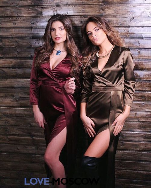 Проститутка Вера и Оля